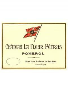 Château La Fleur-Pétrus 2010 Caisse bois d'origine de 6 bouteilles (6x75cl)