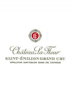 Château La Fleur 2013 Caisse bois d'origine de 12 bouteilles (12x75cl)