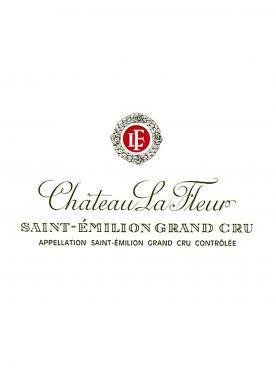 Château La Fleur 2016 Caisse bois d'origine de 6 bouteilles (6x75cl)
