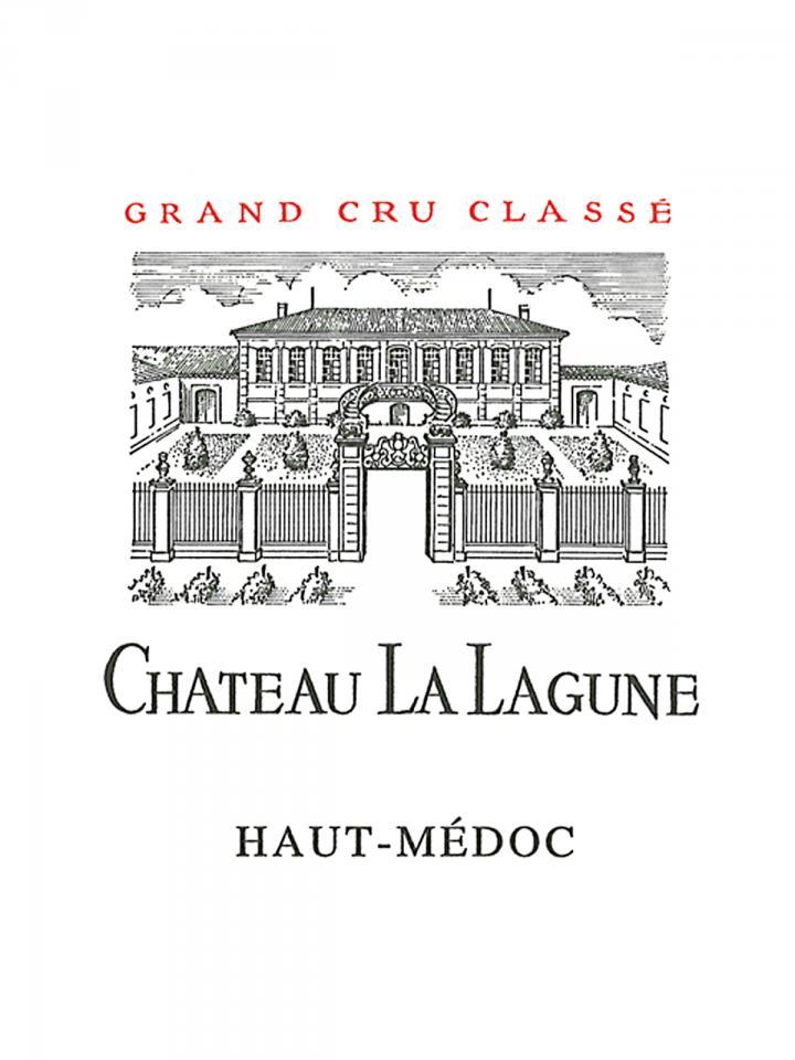 Château La Lagune 2016 Caisse bois d'origine de 12 bouteilles (12x75cl)