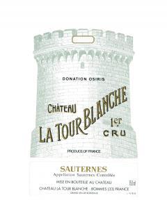 Château La Tour Blanche 1997 Caisse bois d'origine d'un magnum (1x150cl)