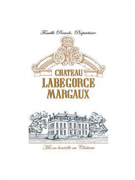 Château Labégorce 2017 Caisse bois d'origine de 12 bouteilles (12x75cl)