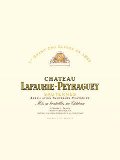 Château Lafaurie-Peyraguey 2005 Caisse bois d'origine de 12 bouteilles (12x75cl)