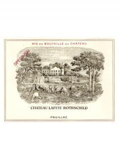 Château Lafite Rothschild 1995 Caisse bois d'origine de 6 bouteilles (6x75cl)