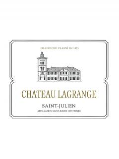 Château Lagrange (Saint Julien) 2013 Caisse bois d'origine de 6 bouteilles (6x75cl)