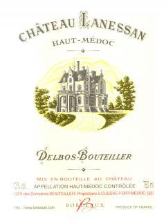 Château Lanessan 1978 Bouteille (75cl)