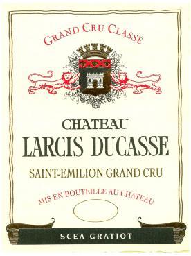 Château Larcis Ducasse 2011 Bouteille (75cl)