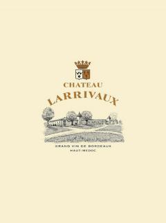 Château Larrivaux 2013 12 bouteilles (12x75cl)