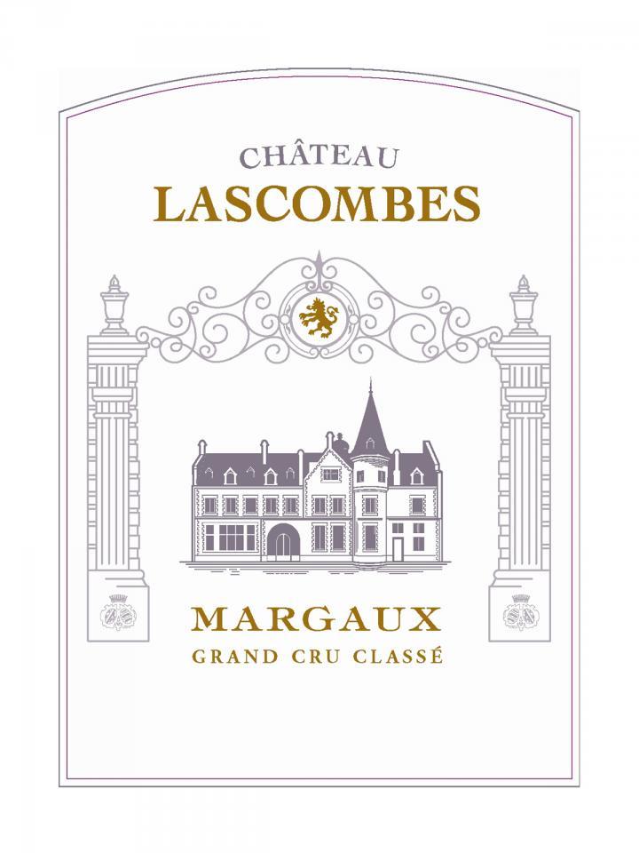 Château Lascombes 2010 Caisse bois d'origine de 6 bouteilles (6x75cl)
