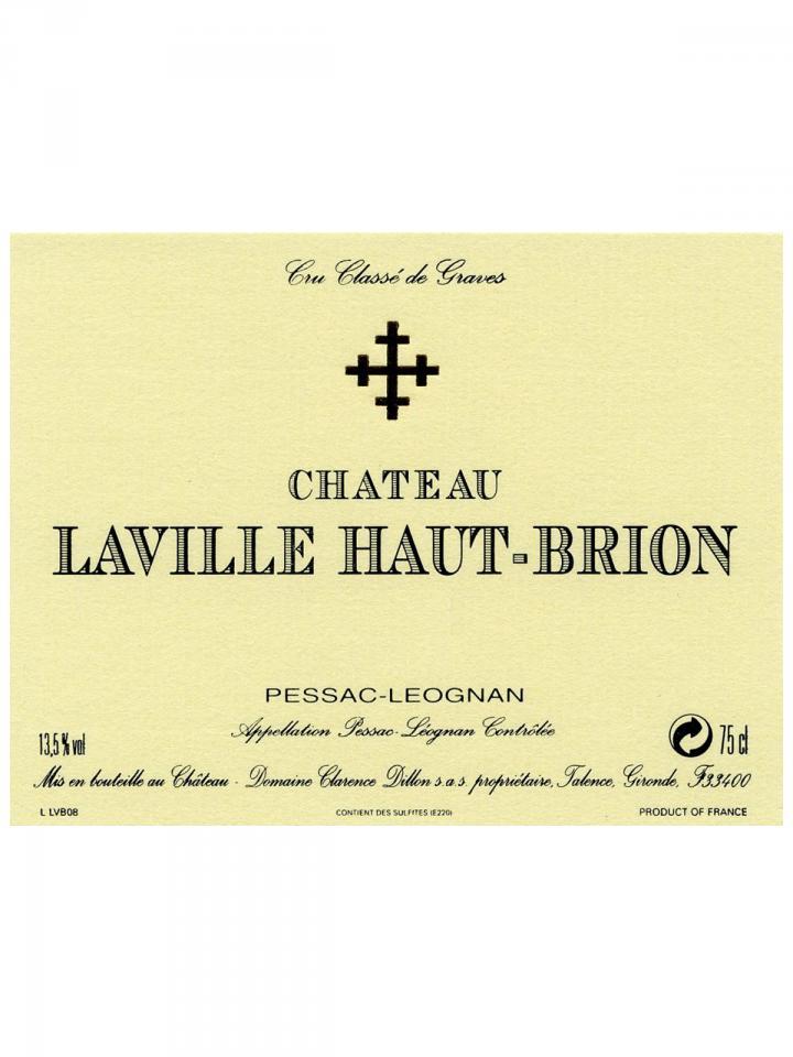 Château Laville Haut-Brion 1995 Bouteille (75cl)