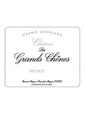 Château Les Grands Chênes 2012 Caisse bois d'origine de 6 magnums (6x150cl)