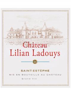 Château Lilian Ladouys 2014 Caisse bois d'origine de 6 bouteilles (6x75cl)