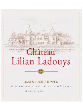 Château Lilian Ladouys 2018 Caisse bois d'origine de 6 bouteilles (6x75cl)
