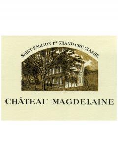 Château Magdelaine 1987 Caisse bois d'origine de 6 bouteilles (6x75cl)