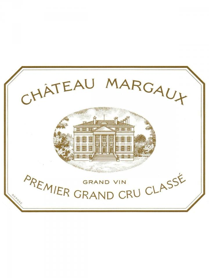 Château Margaux 1980 Bouteille (75cl)