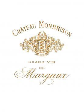 Château Monbrison 2010 Caisse bois d'origine de 12 bouteilles (12x75cl)