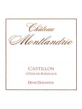 Château Montlandrie 2011 6 bouteilles (6x75cl)