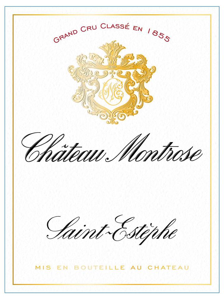 Château Montrose 2014 Caisse bois d'origine de 6 bouteilles (6x75cl)