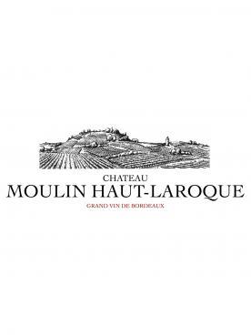 Château Moulin Haut-Laroque 2016 6 bouteilles (6x75cl)