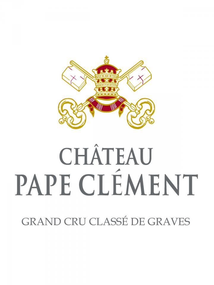 Château Pape Clément 1989 Caisse bois d'origine de 12 bouteilles (12x75cl)