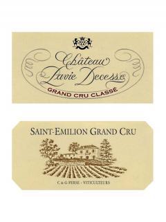 Château Pavie Decesse 2006 Caisse bois d'origine de 12 bouteilles (12x75cl)