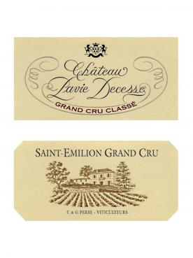 Château Pavie Decesse 1998 Caisse bois d'origine de 6 bouteilles (6x75cl)