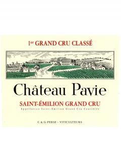 Château Pavie 1955 Bouteille (75cl)