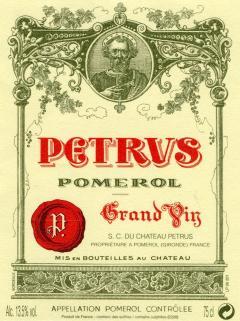 Pétrus 1999 Bouteille (75cl)