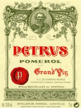 Pétrus 2004 Caisse bois d'origine de 6 bouteilles (6x75cl)