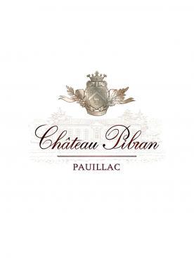 Château Pibran 1967 12 bouteilles (12x75cl)