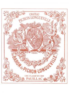 Château Pichon-Longueville Baron 1996 Bouteille (75cl)