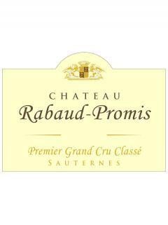 Château Rabaud-Promis 2009 Bouteille (75cl)