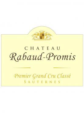 Château Rabaud-Promis 1964 Bouteille (75cl)