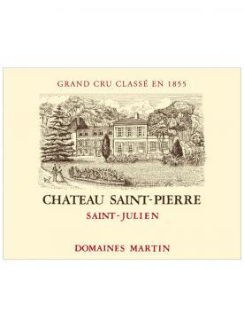 Château Saint-Pierre 2014 Bouteille (75cl)