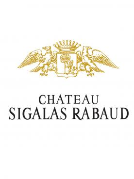 Château Sigalas Rabaud 2008 Caisse bois d'origine de 12 bouteilles (12x75cl)