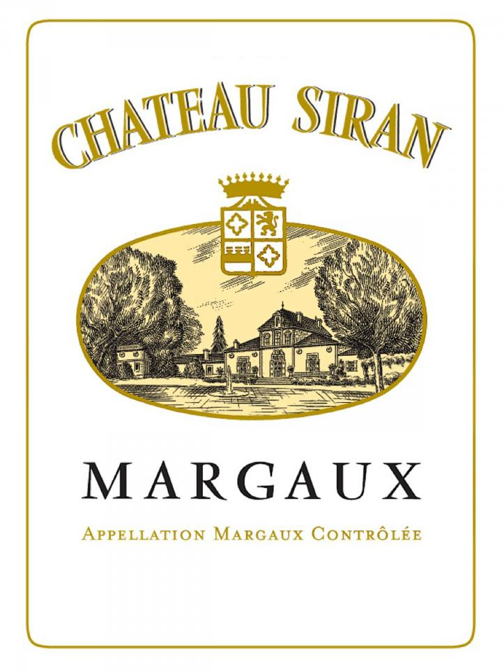 Château Siran 2017 Bouteille (75cl)