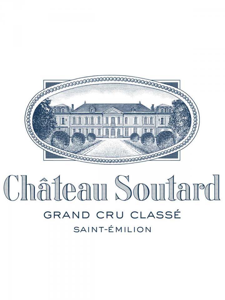 Château Soutard 2005 Caisse bois d'origine de 12 bouteilles (12x75cl)