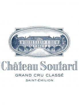 Château Soutard 2016 Caisse bois d'origine de 12 bouteilles (12x75cl)