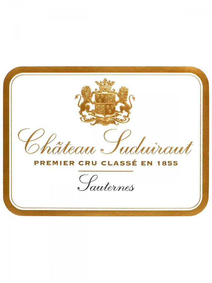 Château Suduiraut 2010 Caisse bois d'origine de 12 bouteilles (12x75cl)