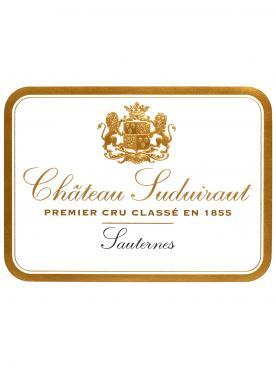 Château Suduiraut 2017 Caisse bois d'origine de 12 bouteilles (12x75cl)