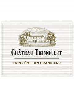 Château Trimoulet 2014 6 bouteilles (6x75cl)