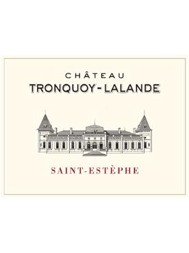 Château Tronquoy-Lalande 2011 Bouteille (75cl)
