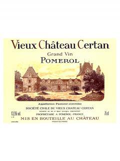 Vieux Château Certan 2009 Caisse bois d'origine de 12 bouteilles (12x75cl)