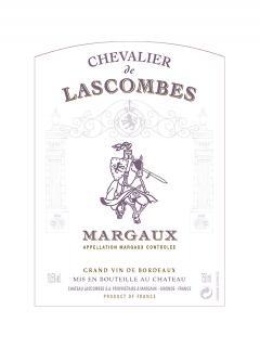 Chevalier de Lascombes 2014 Caisse bois d'origine de 6 bouteilles (6x75cl)