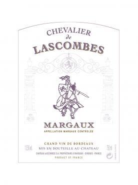 Chevalier de Lascombes 2017 Bouteille (75cl)