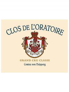 Clos de l'Oratoire 2013 Caisse bois d'origine de 6 bouteilles (6x75cl)