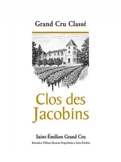 Clos des Jacobins 2014 Caisse bois d'origine de 12 bouteilles (12x75cl)