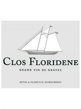 Clos Floridène 2016 Caisse bois d'origine de 6 bouteilles (6x75cl)