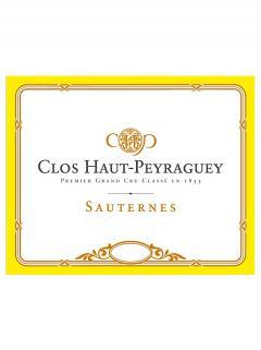 Clos Haut-Peyraguey 2005 Caisse bois d'origine de 12 bouteilles (12x75cl)