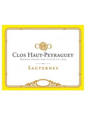 Clos Haut-Peyraguey 2018 Caisse bois d'origine de 6 bouteilles (6x75cl)
